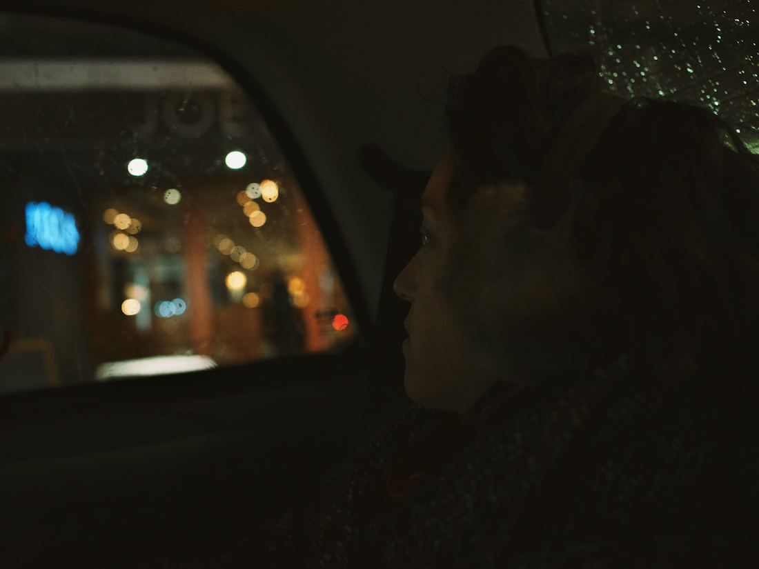 rx1 - emily asleep in cab